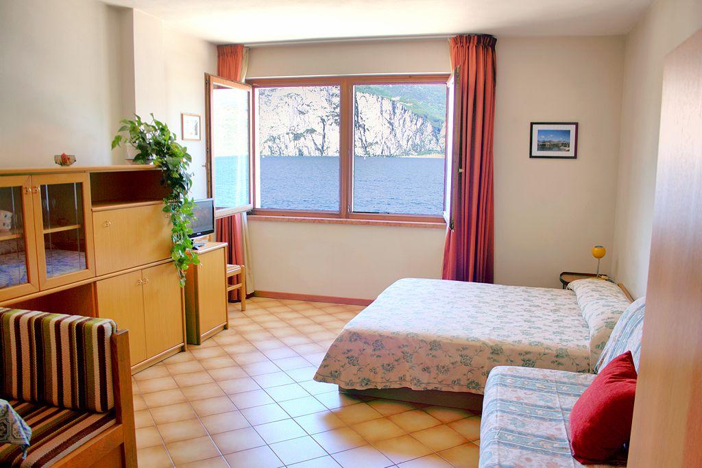 Tipo 1 - Appartamento Lago di Garda Malcesine per 2 Persone