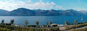 Villa Bruna - Vista Lago dal Balcone