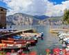 Cassone di Malcesine - il porto